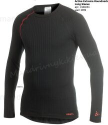 Термокофта Craft Active Extreme Roundneck Long Sleeve 1900254