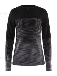 Термокофта Craft Wool Comfort 2.0 CrewNeck LS Woman 1905341