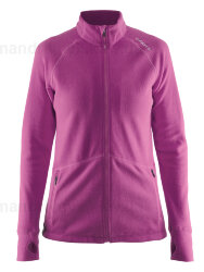 FULL ZIP MICRO FLEECE JACKET WOMAN 1904594